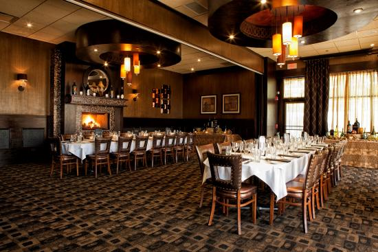Chicago Prime Steakhouse: The Private Dining Room