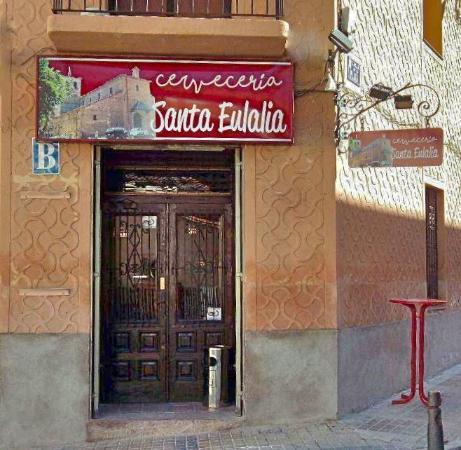 Cerveceria Santa Eulalia