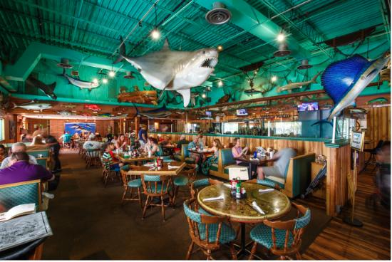 The 10 best restaurants near shell factory nature park for Fish restaurant fort myers
