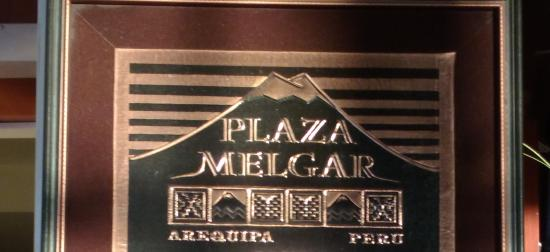 Photo of Hotel Plaza Melgar Arequipa