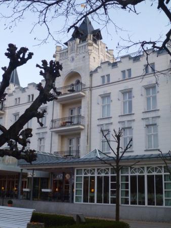 Schwabe's Restaurant im Hotel Usedom Palace