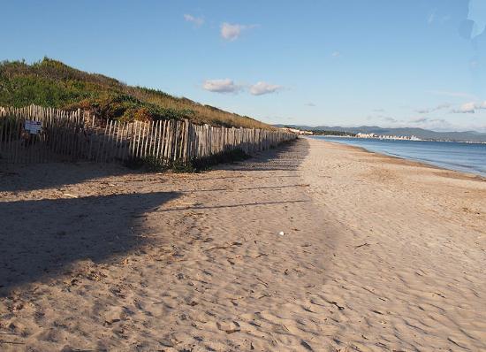 Beach La Bergerie