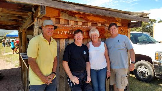 Deadbroke Inn: At the Pleasant Valley Trap Club