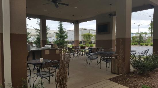 Candlewood Suites North Little Rock: 20160414_145604_large.jpg