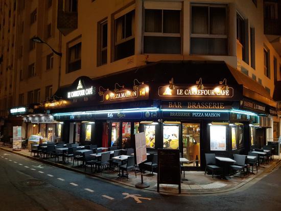 Le Carrefour Cafe Lourdes Restaurant Reviews Photos