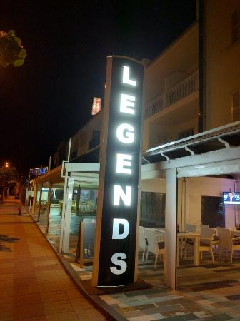 ‪Legends Alcudia‬
