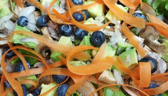 The Organic Salad