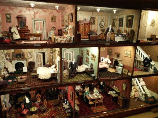 Amazing doll houses - Picture of Wallington Hall, Morpeth - TripAdvisor