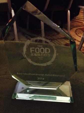 tafarn y gader tapas bistro bar food awards wales 2016 best mediterranean restaurant