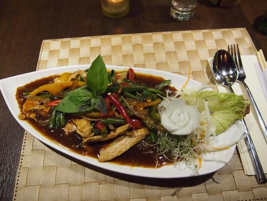 Pork in soy sauce