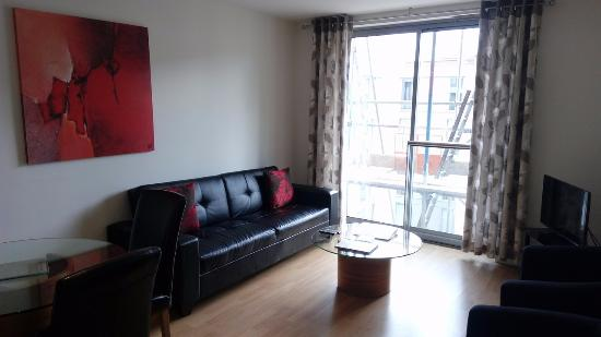 The Spires Serviced Apartments Photo