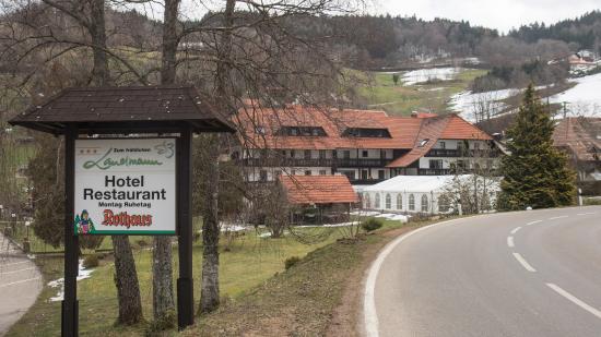 Zum frohlichen Landmann: Zum fröhlichen Landmann à Steinen