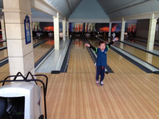 Roedby, เดนมาร์ก: Bowling