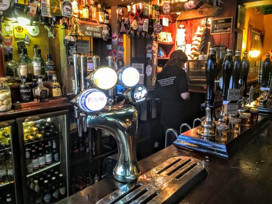 the old school pub