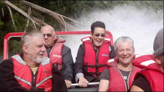 CAMJET Boat Tours Cambridge: Coming out of a 360!