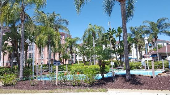 Grande Villas Resort: Mini golf area