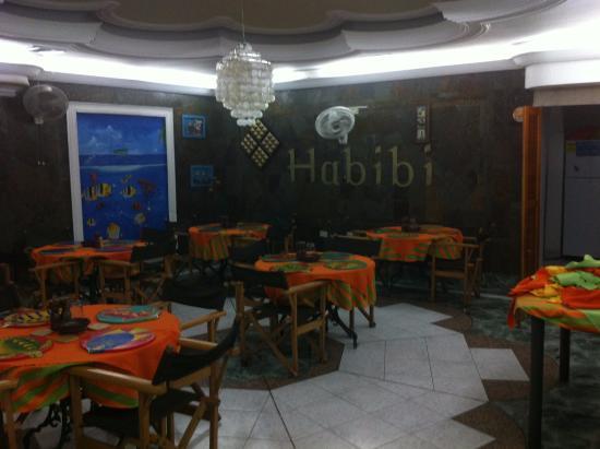سان أندريس نوبل هاوس هوتل: Local café da manhã
