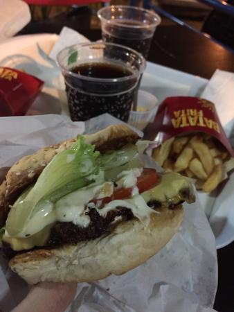 Jack Melt Burgers