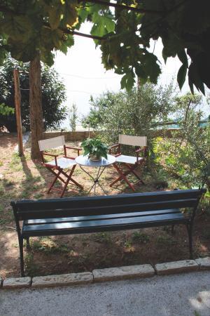 Locanda Tramonti: Giardino
