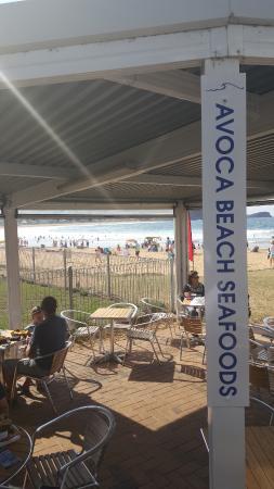 Avoca Beach Seafoods