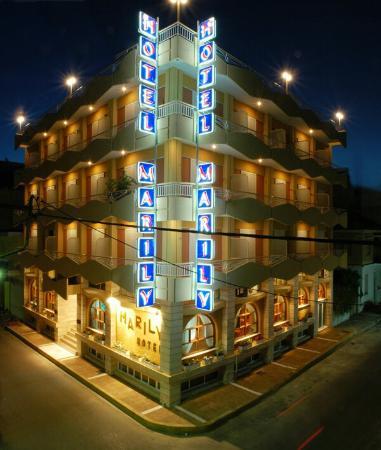 Pyrgos, Hellas: Hotel Marily