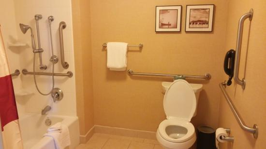 handicap equipped bath picture of residence inn jackson jackson rh tripadvisor com