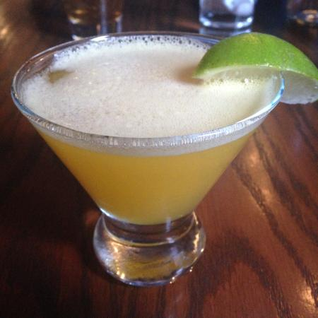 Fireworks: Can't remember the name, but it was a special with passionfruit puree and lime simple syrup