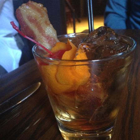 Fireworks: Bacon Old Fashioned