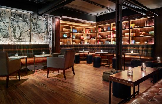 D.W. Alexander Bar