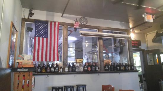 Wooden Legs Brewing Company: 20160414_174302_large.jpg