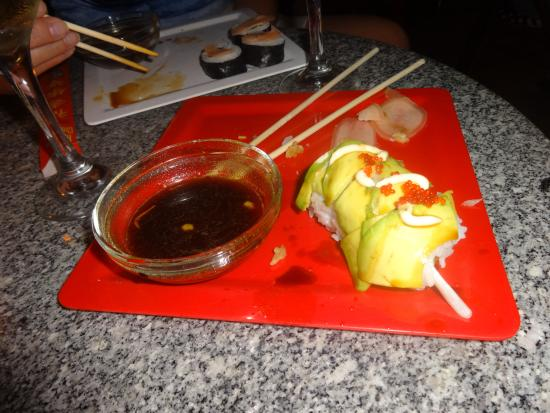 Cafe Livin : Sushi night