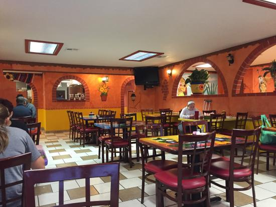 Colourful And Authentic Decor Picture Of Mexican Restaurant Mi