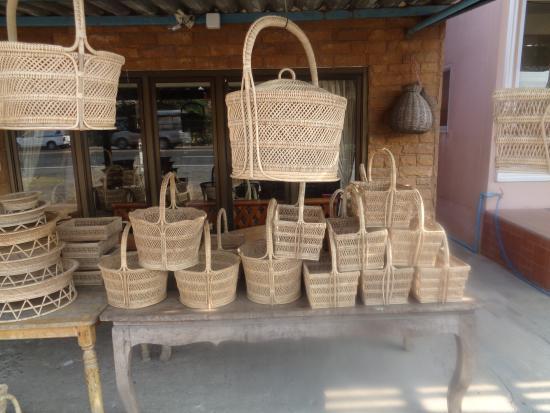 Ban Buthom Basketry Village