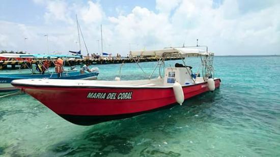DC Explorer Isla Mujeres