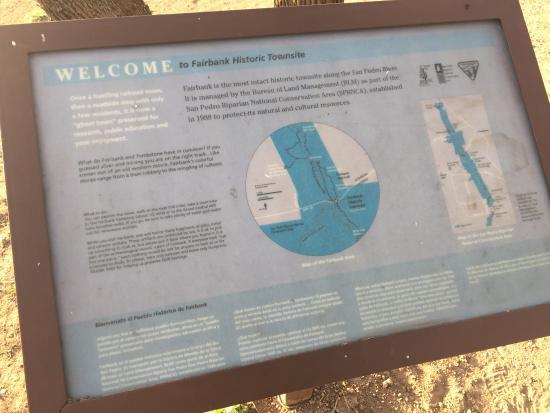 Hereford, AZ: Fairbanks Information - Part of San Pedro Riparian.