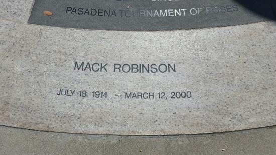 Robinson Memorial