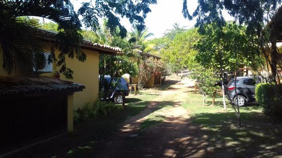 Pousada Bichelenga : Caminhos para suites