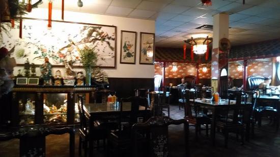 Wytheville, VA: Dining room