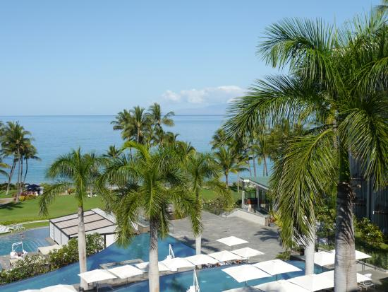 tiered pools going towards the beach picture of andaz maui at rh tripadvisor ie