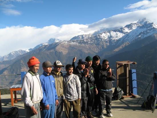 Nepal Tourism Adventure Private limited