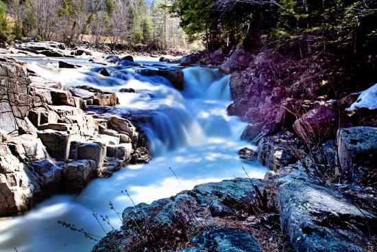 Bartlett, New Hampshire: Rocky Gorge