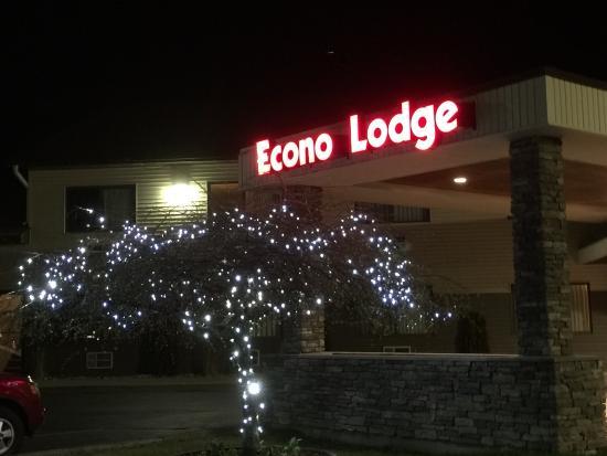 Econo Lodge - Ithaca