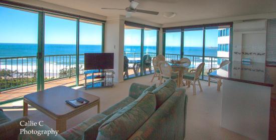 Key Largo Holiday Apartments : 3 Bedroom apartment level 9