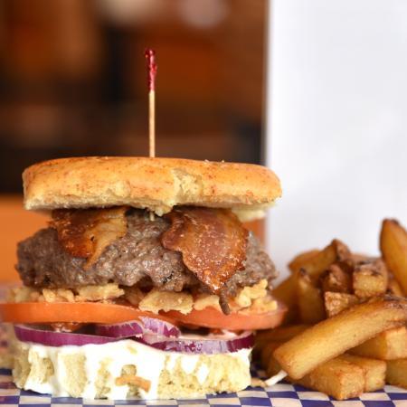 Burger Nation Nasa