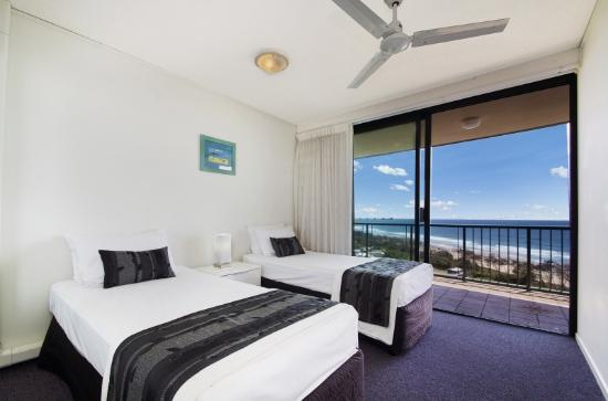 Key Largo Holiday Apartments: Twin rooms