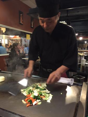 Tokyo Inn Japanese Steak House: Our Chef