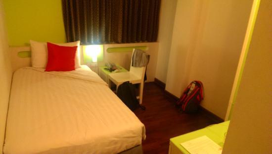 The Inn Saladaeng: ห้องพักเดี่ยว