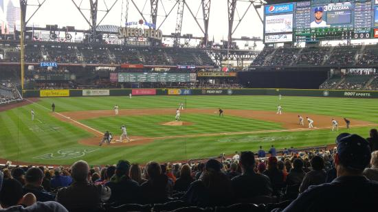 Safeco Field Parking Seattle Mariners Parking Information
