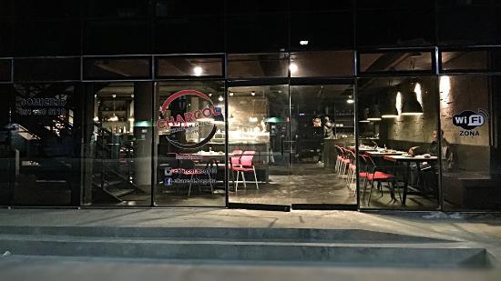 Charcol Korean Grill