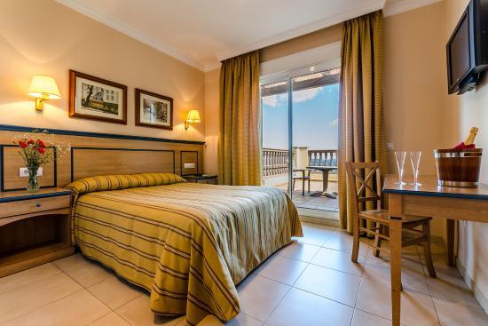 Hotel Mirador: habitacion doble